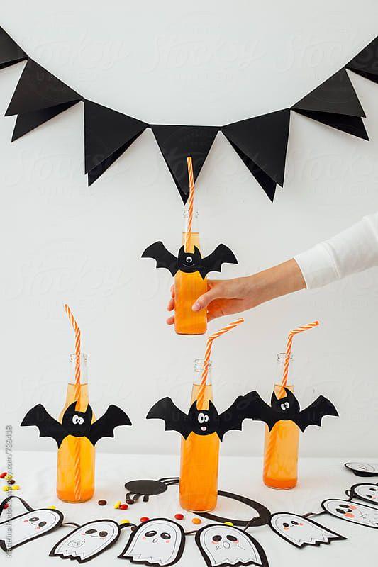 VAMPIRO Halloween bambini dolcetto scherzetto DOLCI portare le borse può essere personalizzato nome