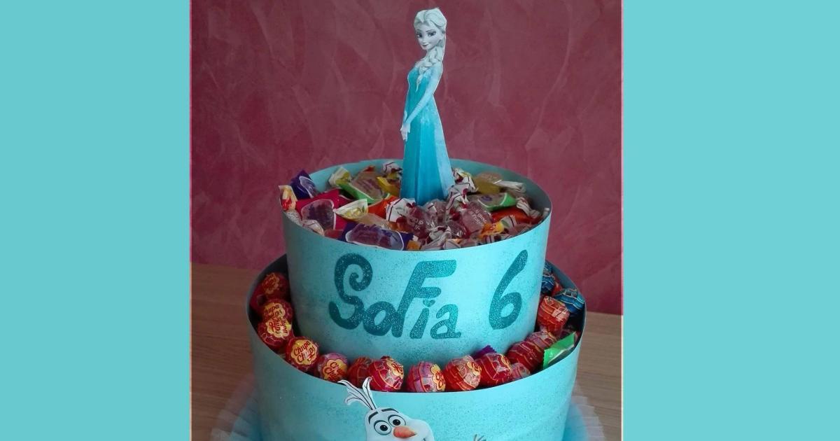 Feste Di Compleanno La Torta Di Caramelle C Era Una Mamma Magazine