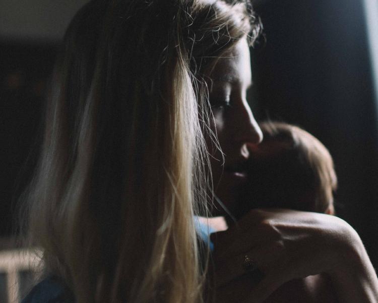 La lunga notte di una mamma