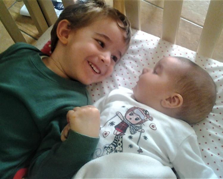Arriva un fratellino: aspettative vs realtà!